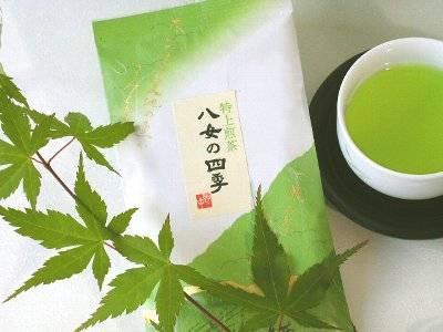 特上煎茶「八女の四季」100g入