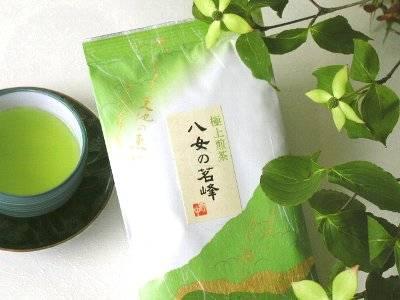極上煎茶「八女の茗峰」100g入